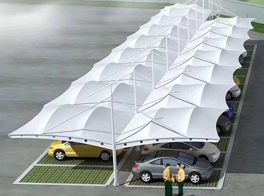 聊城私家车棚