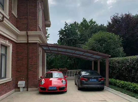 别墅停车棚