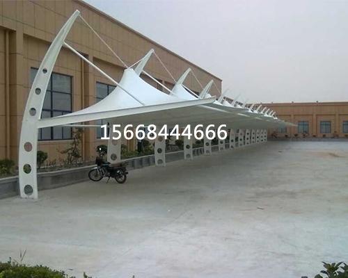 聊城自行车棚工程