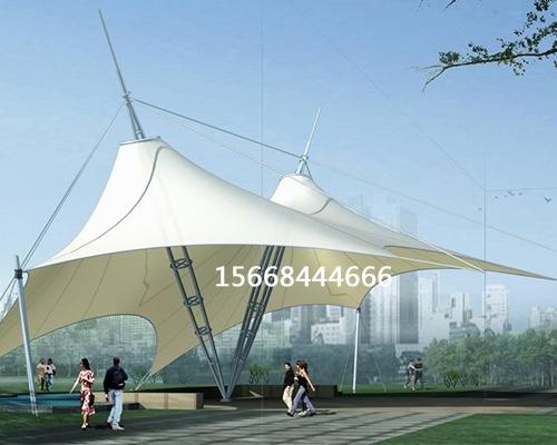 膜结构景观小品工程
